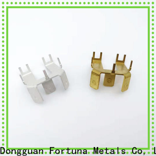 Fortuna durable metal stamping manufacturers Chinese for connecting devices