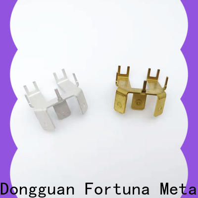 discount metal stamping manufacturers accessories factory for electrical terminals for elastic parts