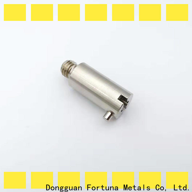 Fortuna good quality cnc parts supplier for household appliances for automobiles