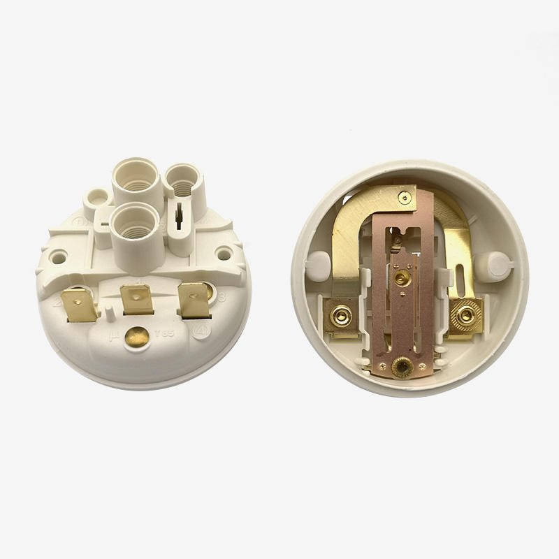 Assembly part for pressure switch of washer