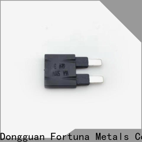 Fortuna lead stainless steel stamping companies for resonance.