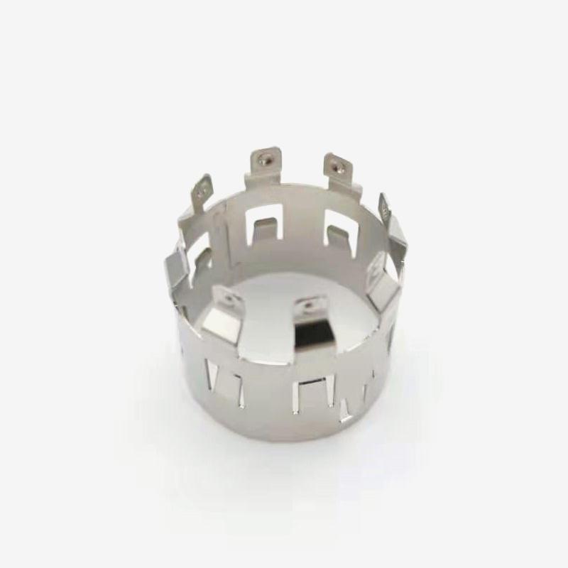Precision hardware stamping auto conponent shielding shell