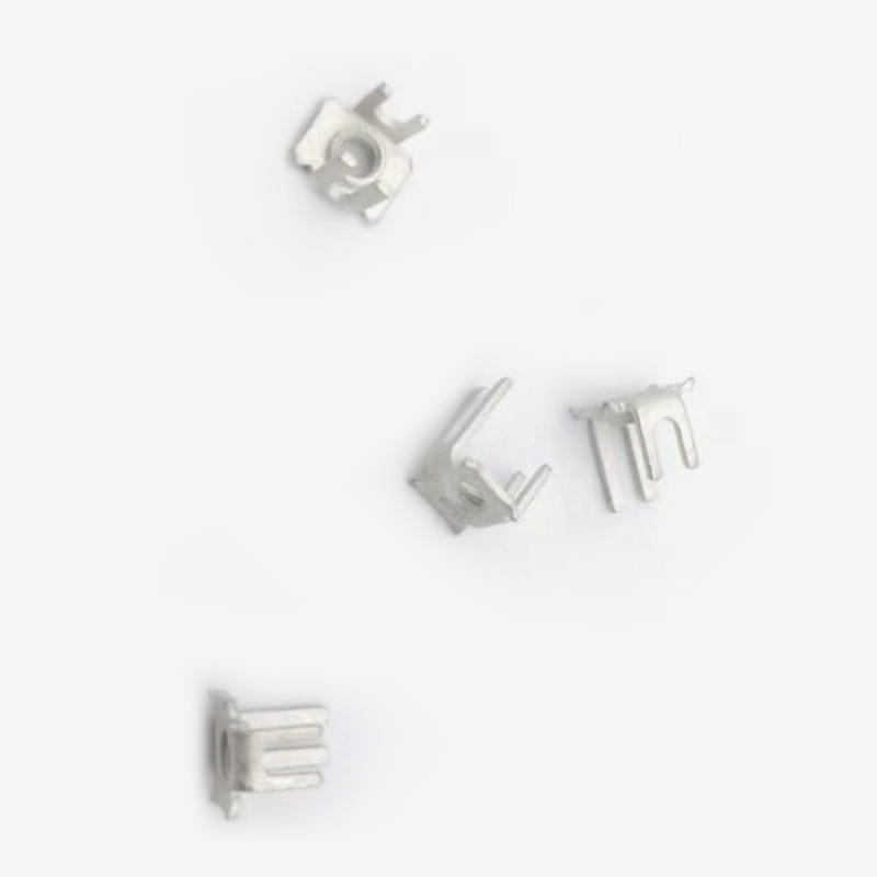 Cold rolled steel stamping terminal is used for circuit board