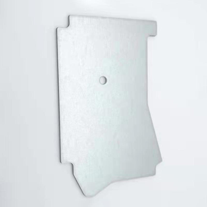 Galvanized steel precision stamping plate