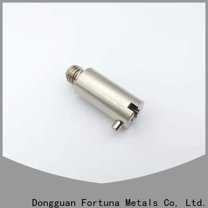 Fortuna machined custom cnc parts online for household appliances for automobiles