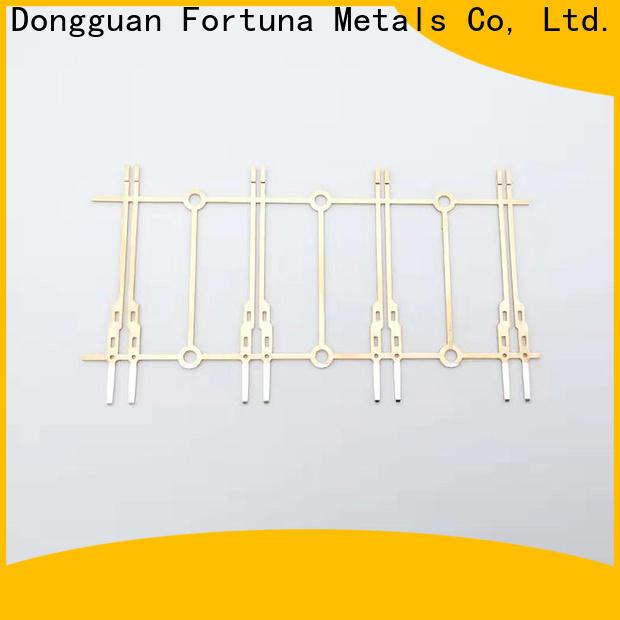 Fortuna multi function lead frames maker for discrete device lead frames