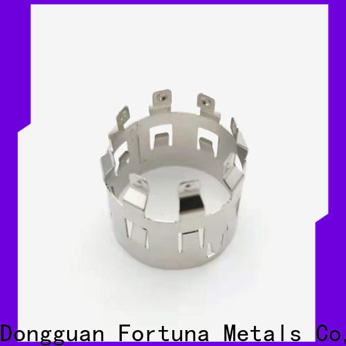 Fortuna lead metal stamping tools Supply for switching