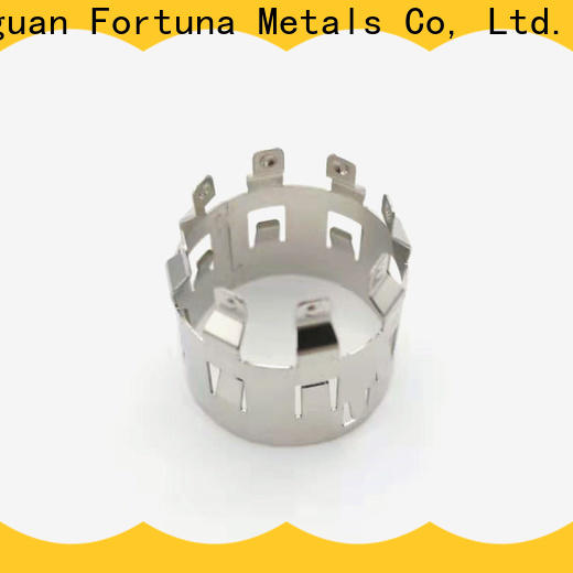 Fortuna High-quality metal stamping block factory for conduction,
