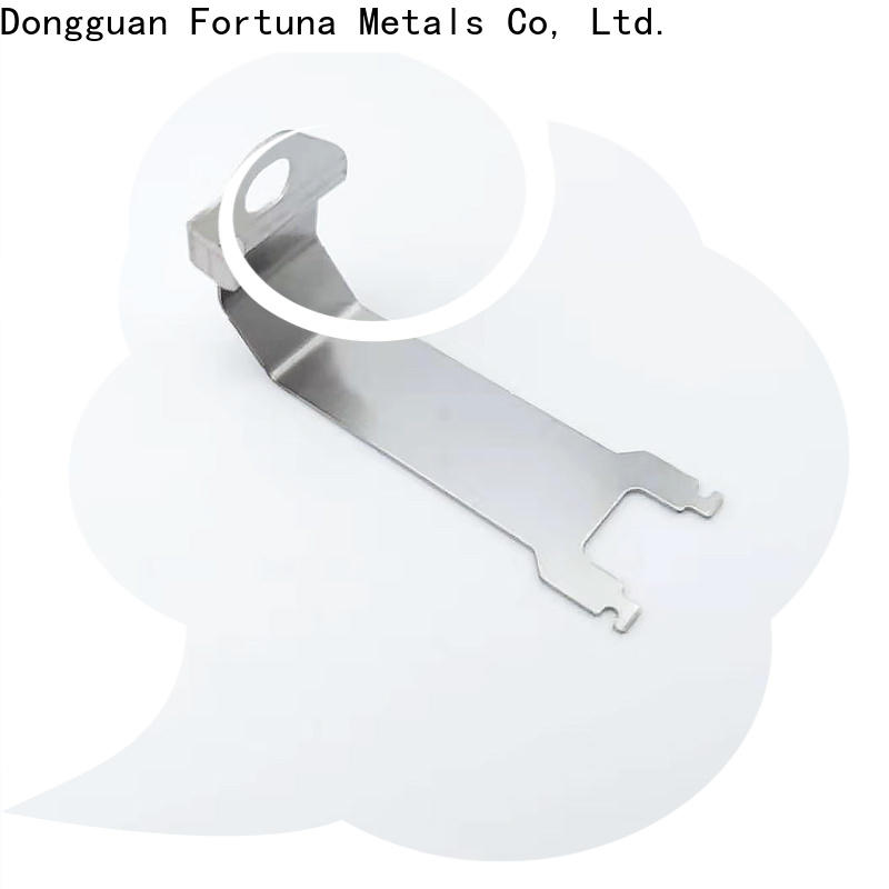 Fortuna products metal stamping china online for instrument components