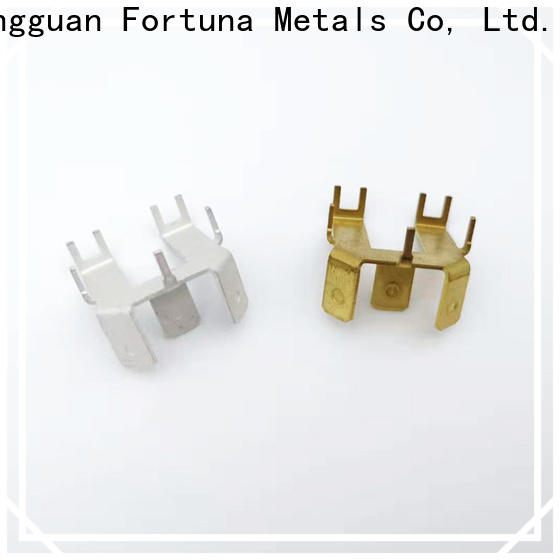 Fortuna good quality metal stampings maker for connectors