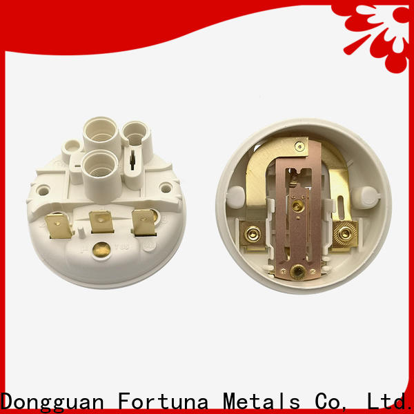 Fortuna Wholesale metal logo stamp Supply for conduction,