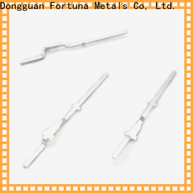 Fortuna New precision metal stamping malaysia factory for conduction,