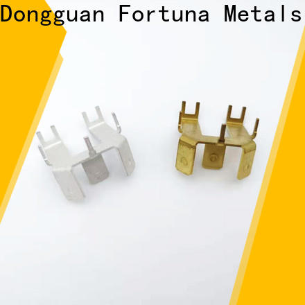 Fortuna multi function metal stamping parts factory for connectors