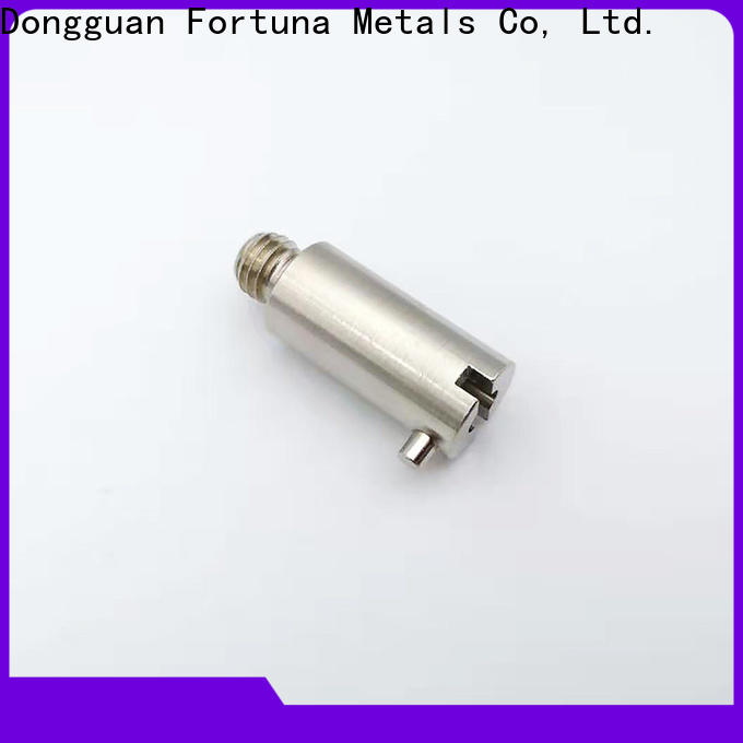Fortuna discount cnc machined parts Chinese for electronics