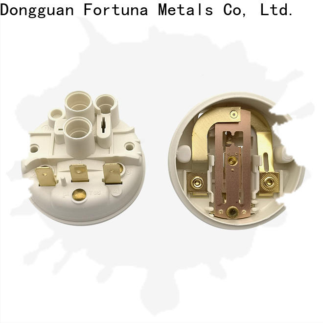 Fortuna lead sheet metal forming factory for switching