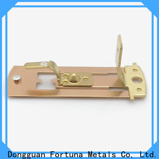 Fortuna frame metal parts manufacturing for switching
