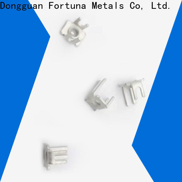 Fortuna frame wholesale metal stamping supplies manufacturers for conduction,