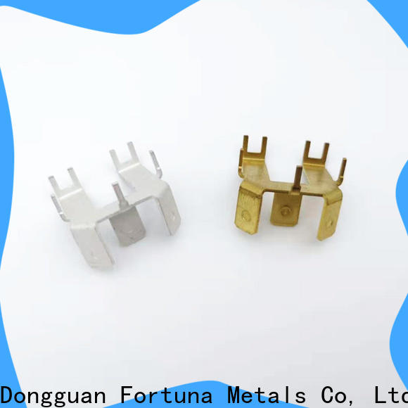 Fortuna connector metal stamping manufacturers wholesale for connecting devices