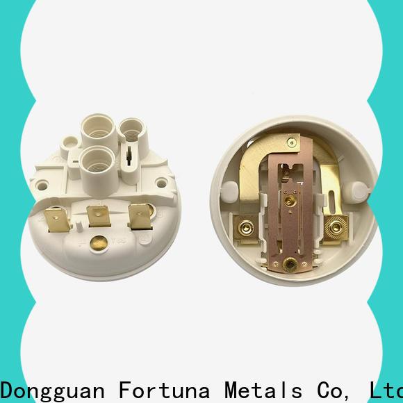Fortuna Top metal stamping denver for clamping