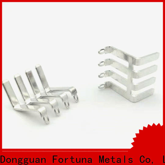 Fortuna Best metal stamping blanks company for conduction,