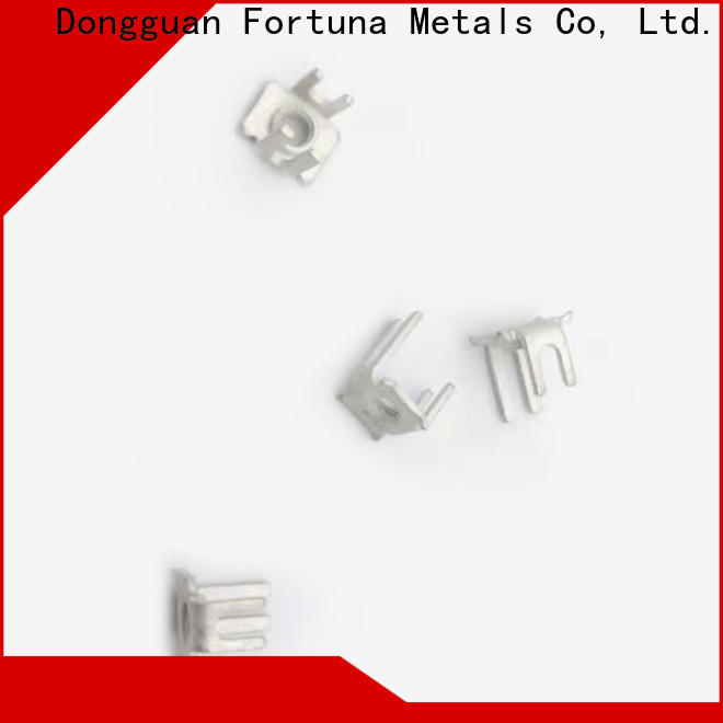 Fortuna frame stainless steel stamping manufacturers for conduction,