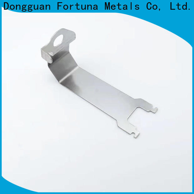 Fortuna standard metal stamping parts for camera components