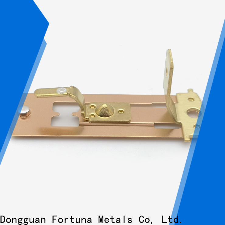 Top metal stamping seattle lead Suppliers for conduction,