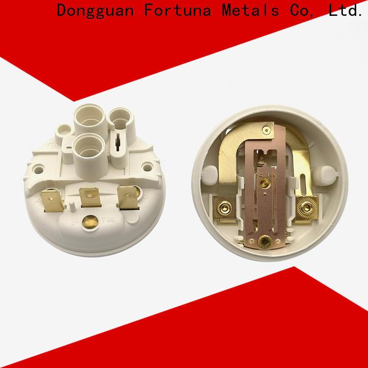 Fortuna Custom american metal stamping manufacturers for resonance.