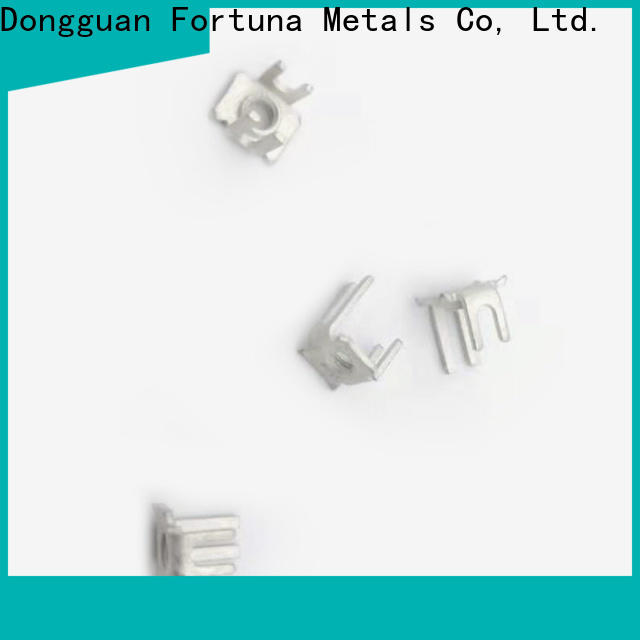Fortuna ic metal stamping company in penang factory for clamping