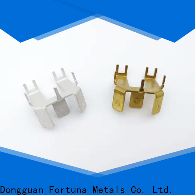 discount metal stamping service metal wholesale for electrical terminals for elastic parts