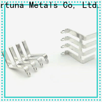 Fortuna Wholesale custom steel stamp company for conduction,
