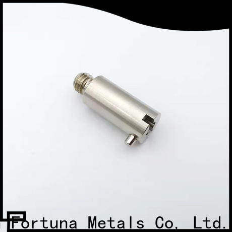 Fortuna durable cnc machined parts Chinese for household appliances for automobiles