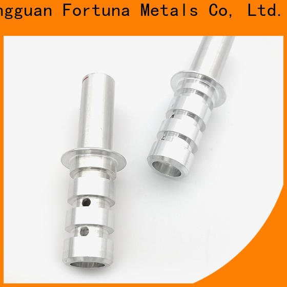 Fortuna New metal stamping block factory for conduction,