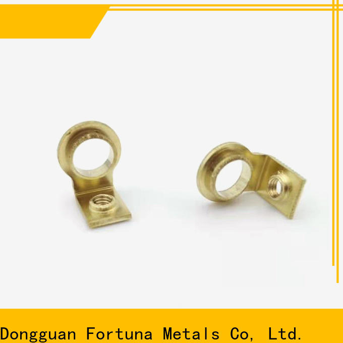 Fortuna lead custom logo metal stamp Suppliers for resonance.