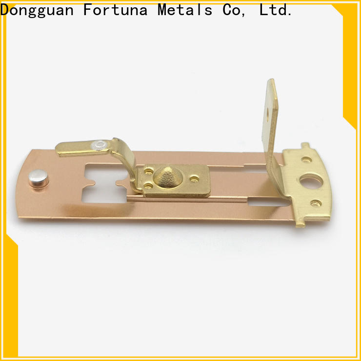 New brass metal stamping ic for switching