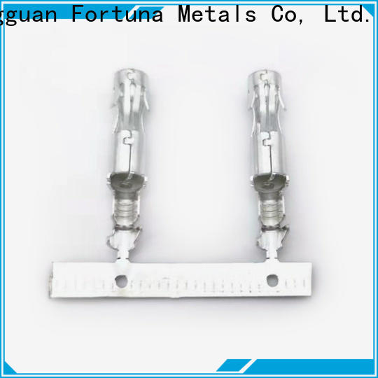 Fortuna Best precision die and stamping factory for resonance.