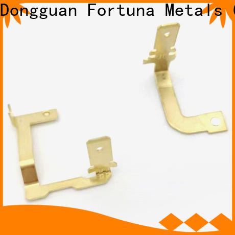 Custom sheet metal stamping design lead Suppliers for conduction,