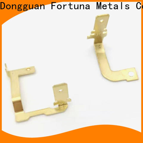 Fortuna Best metal stamping parts china company for conduction,