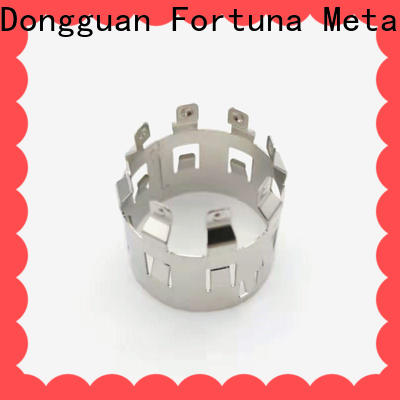 Fortuna lead stamping components Supply for resonance.