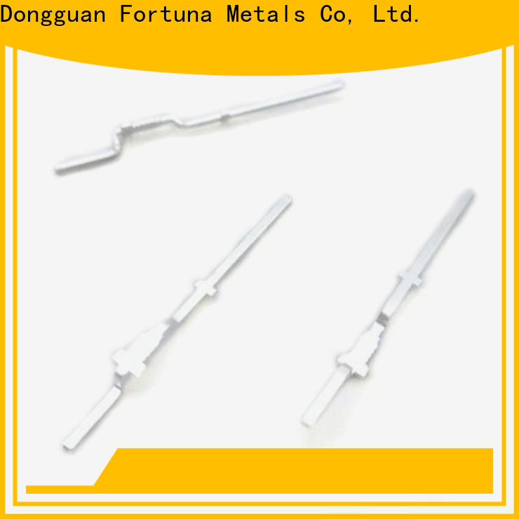 Fortuna frame sheet metal stamping parts manufacturers for conduction,