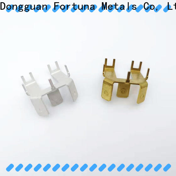 Fortuna stamping metal stamping service factory for connecting devices