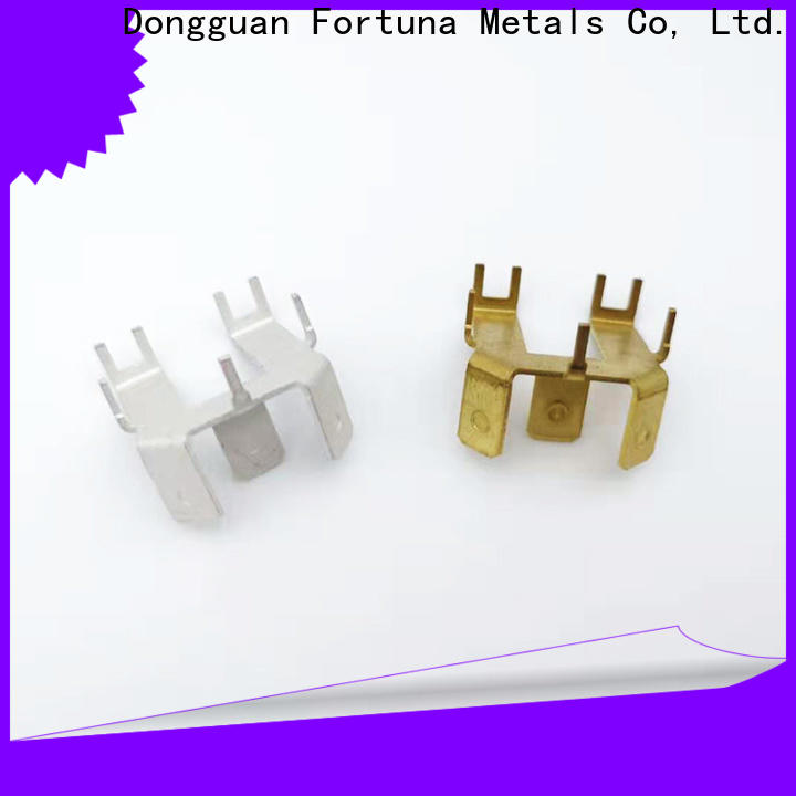 Fortuna good quality metal stamping service Chinese for connectors