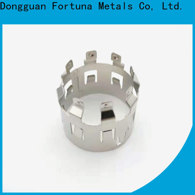 Fortuna ic metal stamping parts manufacturer company for resonance.