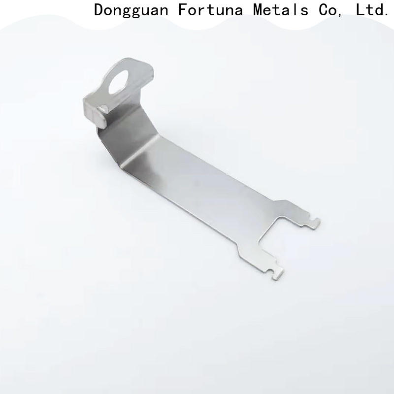 Fortuna stamping metal stamping parts for sale for instrument components