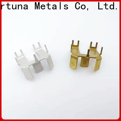 durable metal stampings accessories factory for electrical terminals for elastic parts
