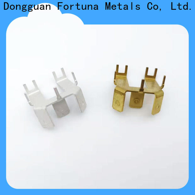 Fortuna stamping precision metal stamping supplier for conduction,