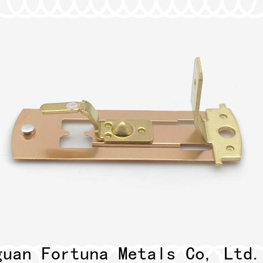 Fortuna metal stamping parts wholesale for connecting devices