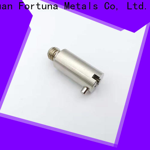 Fortuna precise cnc machined components supplier for household appliances for automobiles