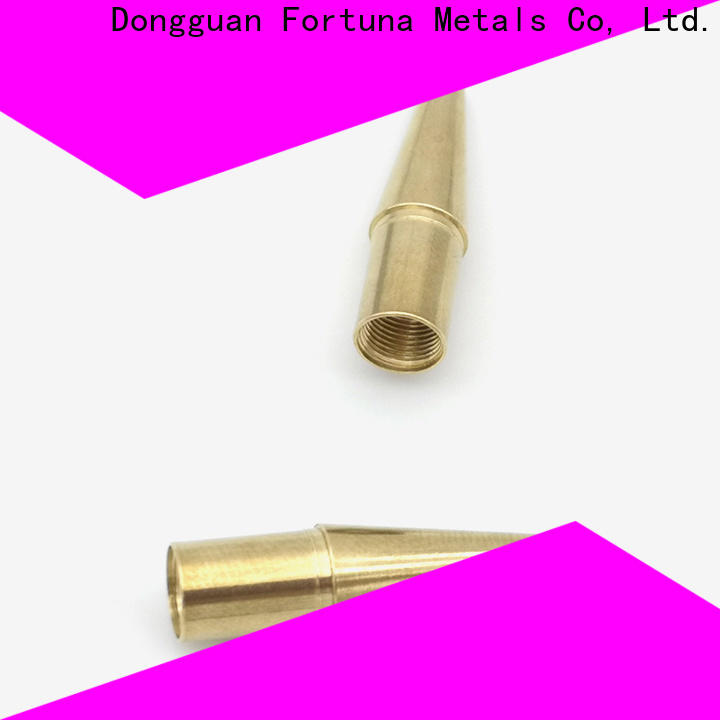 Fortuna durable cnc machined components supplier for household appliances for automobiles