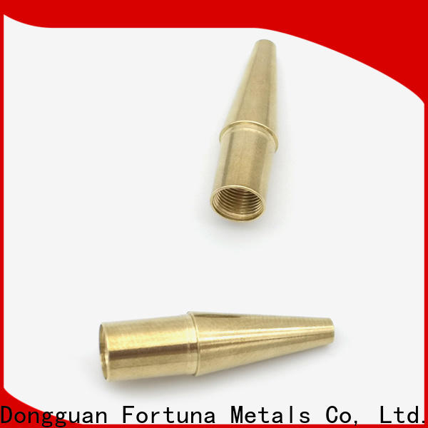 Fortuna discount custom cnc parts Chinese for electronics
